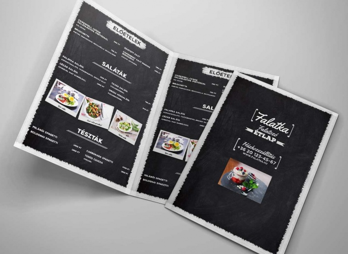 Menu engineering: Designing in practice (part 1)